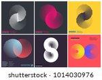 simplicity geometric design set ...   Shutterstock .eps vector #1014030976