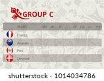 football world championship... | Shutterstock .eps vector #1014034786