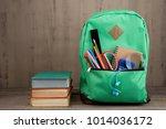 education concept   school... | Shutterstock . vector #1014036172
