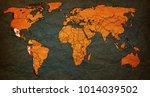 pacific alliance member... | Shutterstock . vector #1014039502