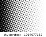 abstract monochrome halftone...   Shutterstock .eps vector #1014077182