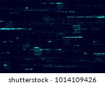 glitch background. abstract... | Shutterstock .eps vector #1014109426