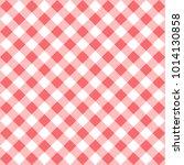 seamless checkered seamless...   Shutterstock .eps vector #1014130858