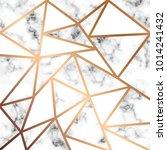 vector marble texture design... | Shutterstock .eps vector #1014241432