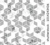 vector marble texture  seamless ...   Shutterstock .eps vector #1014243436