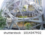 editorial seattle  washington... | Shutterstock . vector #1014347932