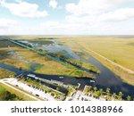 Everglades National Park Aeria...