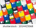 horizontal close up shot of a... | Shutterstock . vector #1014425068