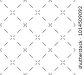 seamless vector pattern in... | Shutterstock .eps vector #1014509092
