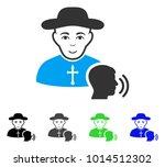 joy believer confession vector... | Shutterstock .eps vector #1014512302