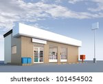 convenience store | Shutterstock . vector #101454502