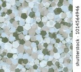 seamless camouflage made of...   Shutterstock .eps vector #1014564946