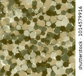 seamless camouflage made of...   Shutterstock .eps vector #1014579916
