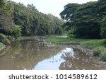 environmental pollution.... | Shutterstock . vector #1014589612