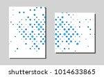 dark bluevector layout for...