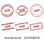 new stamps | Shutterstock .eps vector #101468878