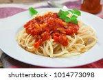 Italian Pasta Spaghetti With...