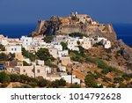 kythira island  greece. the... | Shutterstock . vector #1014792628