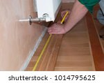 skirting board   architrave.... | Shutterstock . vector #1014795625