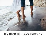 A Man And A Woman Go Barefoot...