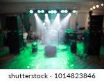 music sphen blurred background | Shutterstock . vector #1014823846