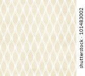seamless delicate veil like... | Shutterstock . vector #101483002
