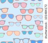 seamless pattern   pastel...   Shutterstock .eps vector #101484172