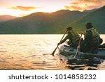 special forces men  in... | Shutterstock . vector #1014858232