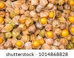 Pile Of Cape Gooseberry On Sale ...