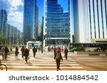 sao paulo  brazil   october 6 ... | Shutterstock . vector #1014884542