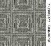 abstract geometric ornate... | Shutterstock .eps vector #1014886942