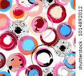 seamless background pattern ...   Shutterstock .eps vector #1014892012