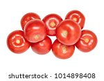 a tomato. red. useful... | Shutterstock . vector #1014898408