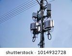 micro cellular 3g  4g  5g. base ...   Shutterstock . vector #1014932728