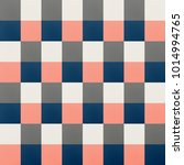 seamless pattern with plaid... | Shutterstock .eps vector #1014994765