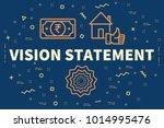 conceptual business...   Shutterstock . vector #1014995476