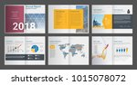 annual report for company...   Shutterstock .eps vector #1015078072