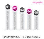 info graphic design template....   Shutterstock .eps vector #1015148512