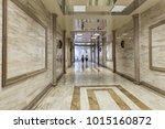 Wide Underground Passage With...