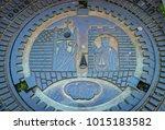 trondheim  norway   july 27 ...   Shutterstock . vector #1015183582
