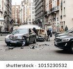 paris  france   jan 30  2018 ... | Shutterstock . vector #1015230532