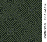arabic pattern and stripes ... | Shutterstock .eps vector #1015266412