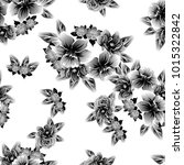 abstract elegance seamless... | Shutterstock .eps vector #1015322842