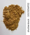 Small photo of Meat and bone meal on white