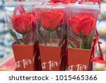 Artificial Rose In Box  For...