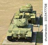An American Heavy Battle Tank