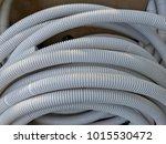 flexible plastic tube use for... | Shutterstock . vector #1015530472