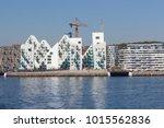 aarhus  denmark   may 20  2016  ... | Shutterstock . vector #1015562836