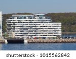 aarhus  denmark   may 20  2016  ... | Shutterstock . vector #1015562842