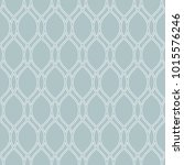 seamless blue and white... | Shutterstock . vector #1015576246